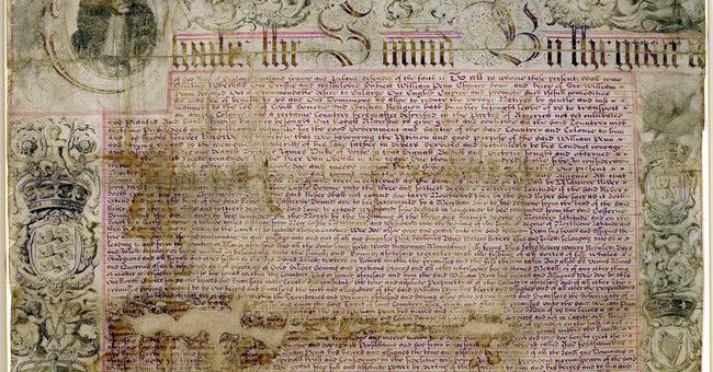 The 1681 Penn Charter